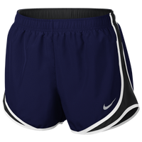 "Nike Dri-FIT 3.5"" Tempo Shorts - Women's - Navy"