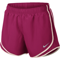 "Nike Dri-FIT 3.5"" Tempo Shorts - Women's - Pink / Pink"
