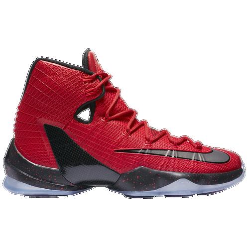 Nike LeBron 13 Elite - Men's - Basketball - Shoes - LeBron James -  University Red/Black/Bright Crimson