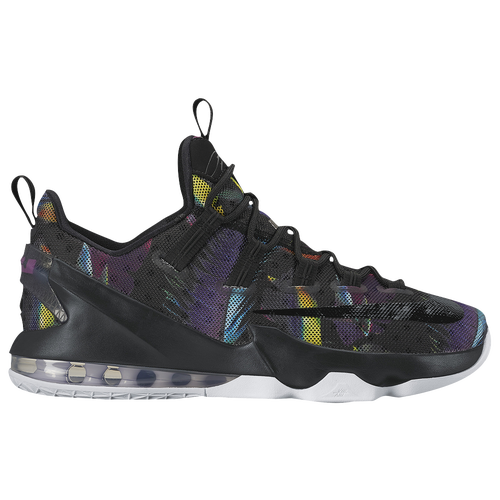 Nike Lebron 13 Low Multicolor  28c6e85d464