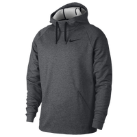 Nike Therma Hoodie - Men's - Grey / Black