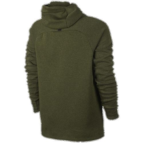 Nike Tech Fleece Pull Over Hoodie - Men's - Casual ...