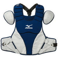 "Mizuno Samurai 15"" Intermediate Chest Protector - Men's - Navy / Grey"