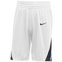 Nike Team National Shorts - Men's - White / Navy