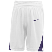 Nike Team National Shorts - Men's - White / Purple