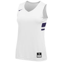 Nike Team National Jersey - Women's - White / Purple