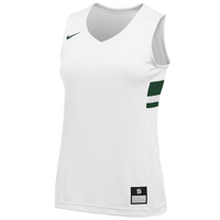 Nike Team National Jersey - Women's - White / Dark Green