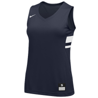 Nike Team National Jersey - Women's - Navy / White
