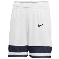 Nike Team National Shorts - Women's - White / Navy