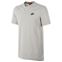 Nike Modern Grand Slam Polo Knit - Men's - Off-White / Off-White
