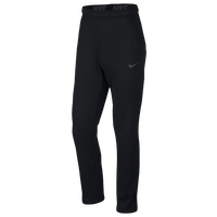 Nike Therma Pants - Men's - Black / Grey