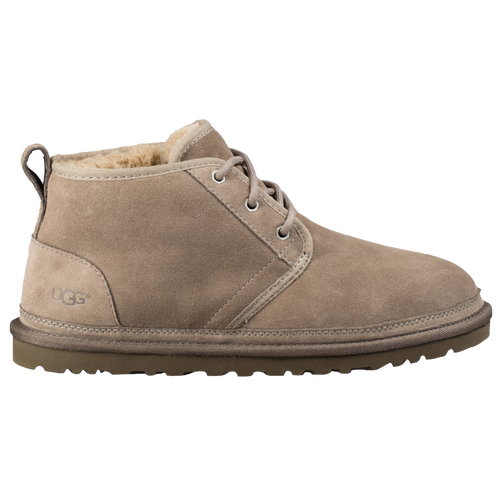 UGG Neumel Mens Casual Shoes Dark Fawn - Free custom invoice template official ugg outlet online store