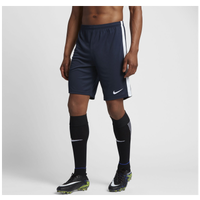 Nike Academy Knit Shorts - Men's - Navy / White