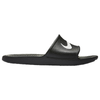 Nike Kawa Shower Slide - Men's - Black / White