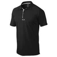 Oakley Elemental 2.0 Golf Polo - Men's - Black / White