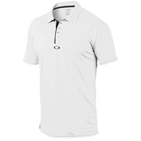Oakley Elemental 2.0 Golf Polo - Men's - White / Black