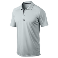 Oakley Elemental 2.0 Golf Polo - Men's - Grey / Grey