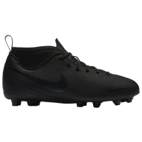 Nike Phantom Vision Club DF MG - Boys' Grade School - All Black / Black