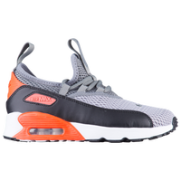 ... release f3383 0c366 Nike Air Max 90 EZ - Boys Preschool - Grey Black ...
