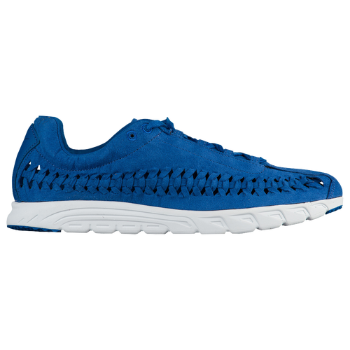 Nike Mayfly Woven - Men's Casual - Team Royal/Off White/Black 33132401