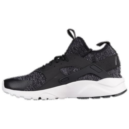 Nike Air Huarache Run Ultra BR - Men's - Casual - Shoes -  Black/Black/Summit White