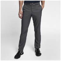 Nike Flat Front Golf Pants - Men's - Grey / Grey