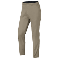 Nike Flat Front Golf Pants - Men's - Tan / Tan