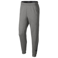 Nike Therma Tapered Pants - Men's - Grey / Black