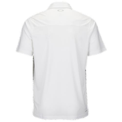Oakley Nelson Golf Polo - Men's Golf - White 33345100