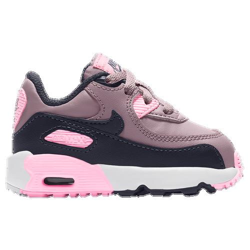 Nike Air Max 90 Girls' Toddler Casual Shoes Elemental Rose