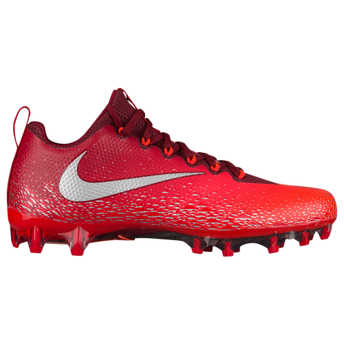 Nike Vapor Untouchable Pro - Men's - Football - Shoes - Team Red/Metallic  Silver/Total Crimson