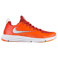Nike Vapor Speed Turf - Men's - Orange / Silver