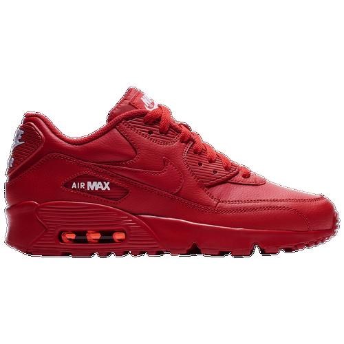 Boys' Max Air Nike School 90 Grade Shoes qRtgFg