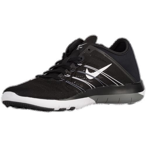 Black Friday Nike Free TR 6 Womens Training Shoes BlackWhiteWolf Grey