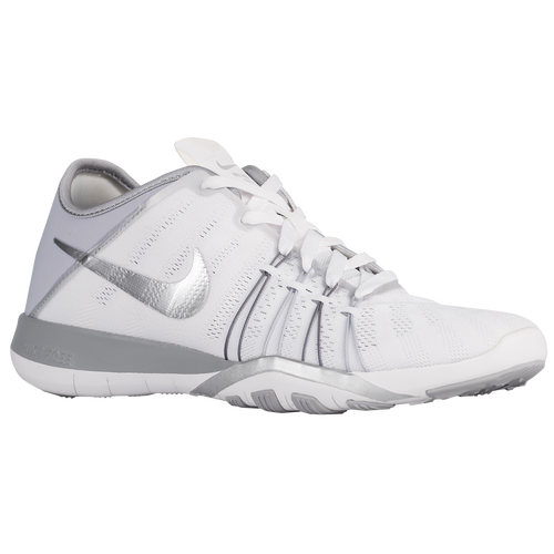 bc3eed631ee9 ... coupon code for nike free tr 6 womens training shoes white metallic  silver wolf grey a1196