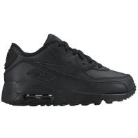 Nike Air Max 90 - Boys' Preschool - All Black / Black