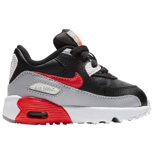 b6e69cef88 ... ireland nike air max 90 boys toddler casual shoes wolf grey bright  crimson black white 11a90