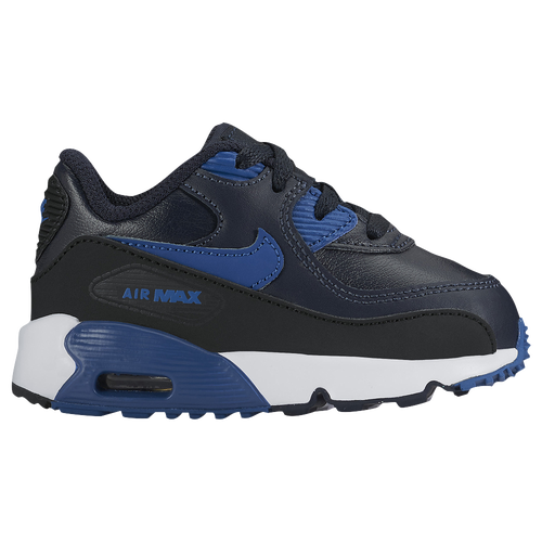Nike Air Max 90 Boys Toddler Casual Shoes Dark