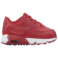 toddler air max 90 red black