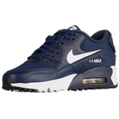 Nike Air Max 90 Boys Grade School Running Shoes