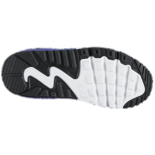 Nike Air Max 90 Boys' Preschool Casual Shoes Wolf Grey/Dark