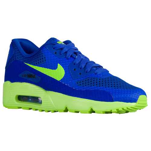 best website b4abb 48069 Nike Air Max 90 - Boys  Grade School - Running - Shoes - Racer Blue