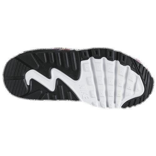 Nike Air Max 90 - Girls Preschool - Casual - Shoes - BlackHyper  VioletWhite