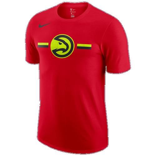nike nba logo stripe t shirt men 39 s clothing atlanta. Black Bedroom Furniture Sets. Home Design Ideas