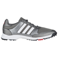 adidas Tech Response Golf Shoes - Men's - Silver / White