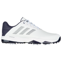 adidas Adipower Bounce Golf Shoes - Men's - White / Navy
