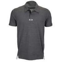 Oakley Gravity Golf Polo 2.0 - Men's - Grey / Grey
