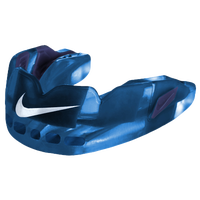 Nike Pro Hyperflow Mouthguard With Flavor - Adult - Blue / White