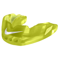 Nike Pro Hyperflow Mouthguard With Flavor - Adult - Light Green / White