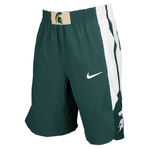 Nike College Authentic On Court Shorts - Men s - Clothing - Michigan ... 50236bc42